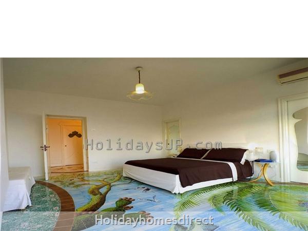 Bedroom villa amalfi coast accommodation holidayup