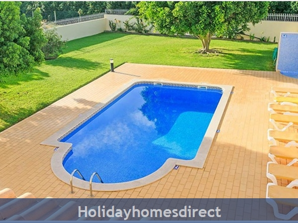 Villa Leila Albufeira. 5 Star Reviews!: Pool