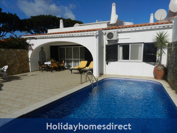 Villa Florides Vale Do Lobo 3 Bedroom Villa With Private Pool