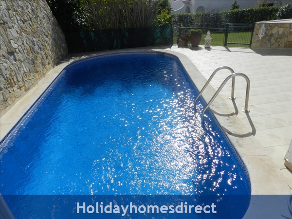 Villa Florides Vale Do Lobo 3 Bedroom Villa With Private Pool: Pool