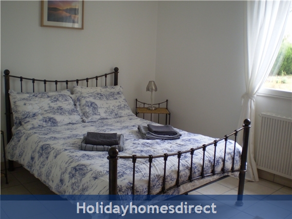 Champigny: Bedroom