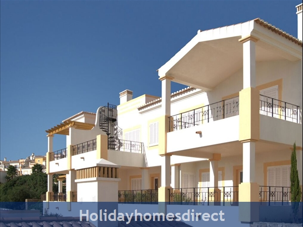 The Salema Beach Village. Stunning 2 and 3 bedroom townhouses.