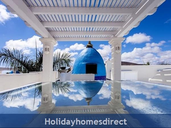 Bahiazul Villas & Club, Fuerteventura: Pool area
