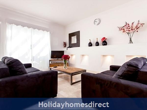 Bahiazul Villas & Club, Fuerteventura: Living room