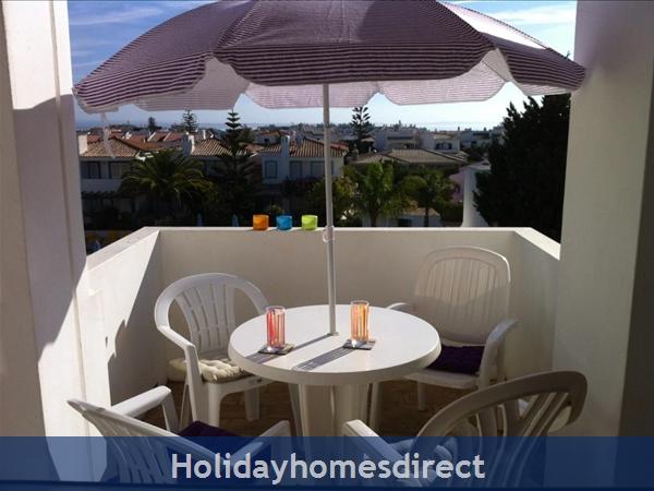Vilabranca Apartment 2d: balcony1