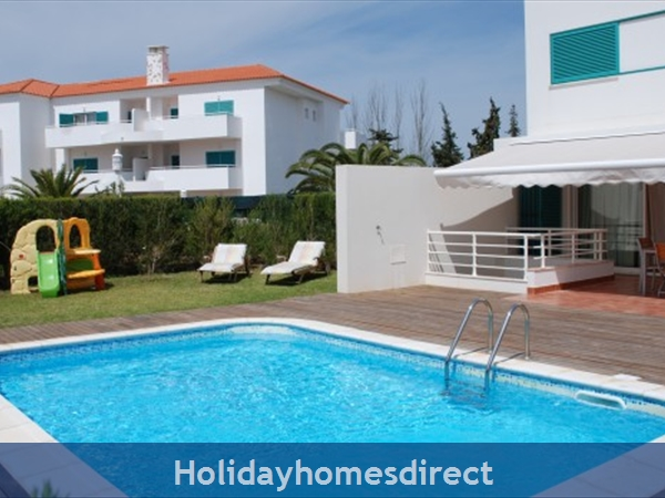 Prainha Village Alvor 4 Bedroom Villa With Pool: Prainha Village