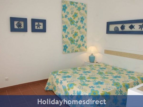Prainha Village Alvor 4 Bedroom Villa With Pool: Bedroom
