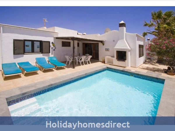 Villa Rupeta With Private Pool, Puerto Del Carmen, Lanzarote