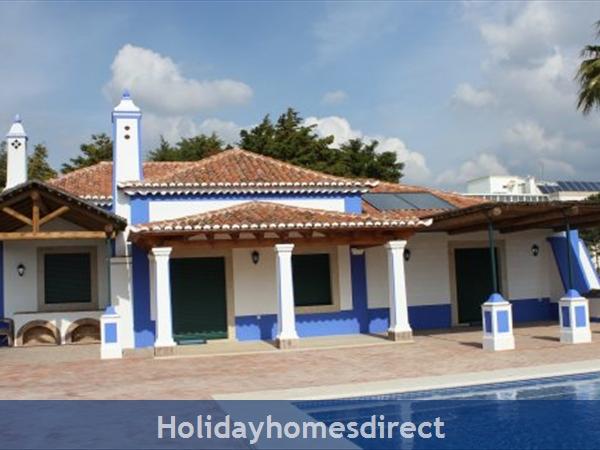Villa Mirantos 2, Olhos De Agua, Albufeira