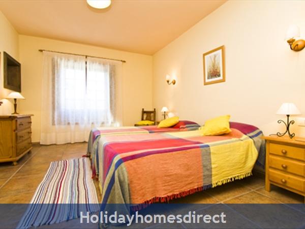 Villa Nova Puerto Del Carmen Lanzarote: Bedroom