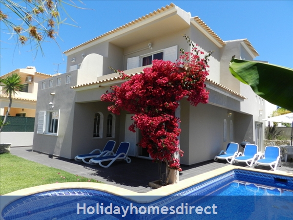 VILLA MARINA VILAMOURA PRIVATE VILLA WITH POOL