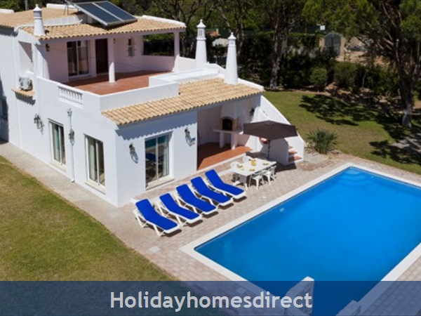 VILLA NOVA VILAMOURA PRIVATE VILLA WITH POOL