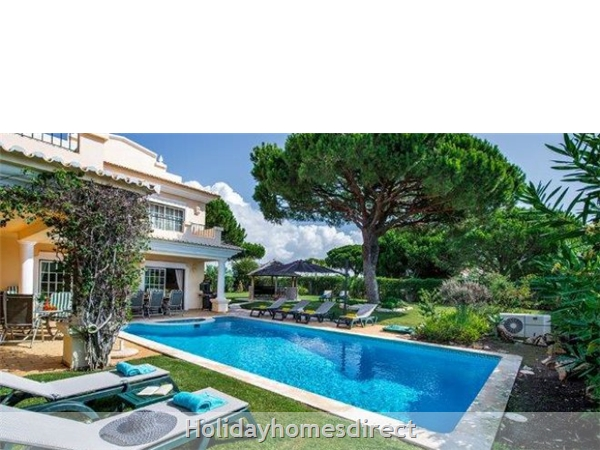 Villa Encosta With Private Pool, Vale Do Lobo: Image 2