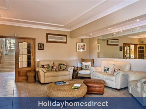 Villa Encosta With Private Pool, Vale Do Lobo: Image 6