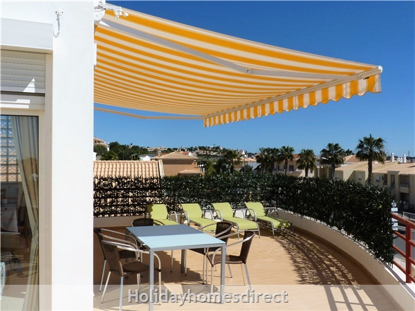 Penthouse Apartment - Albufeira