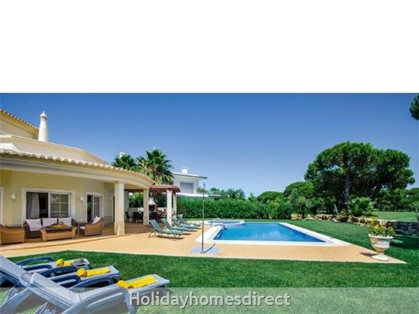 Villa Golfe With Private Pool, Vila Sol, Vilamoura: Image 5