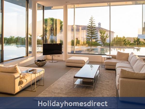 Villa Bond, Luxury Villa With Private Pool, Vale Do Lobo: Image 8