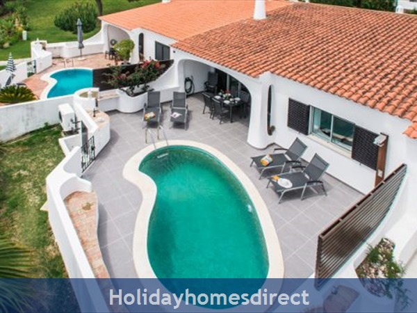 Villa Lilly, 3 Bedroom Private Villa/ Townhouse With Pool, Vale Do Lobo: Image 3