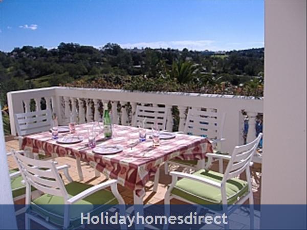 Casa Do Mato: Balcony
