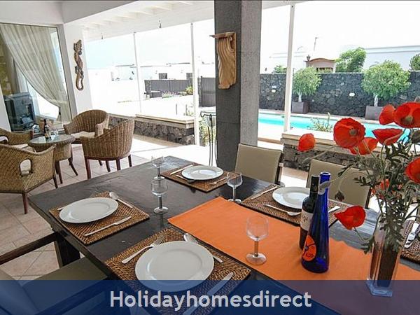 Villa Rihanna (253701), Puerto Calero: Image 5