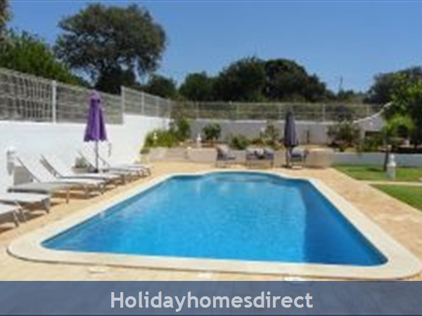 Casa Azinheira Is A Superb Air Cond 3 Bedroom Villa With Wifi & Private Pool, Excellent Location, 10 Mins Drive To Beach & Vilamoura Marina. Al/33558: Image 6
