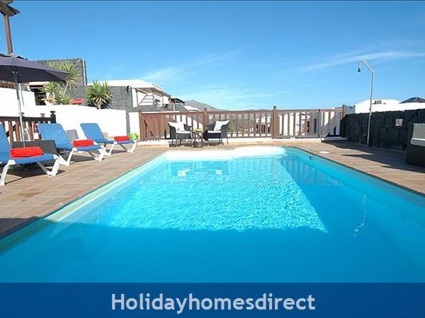 Villa Misha (202786), Playa Blanca: Image 2