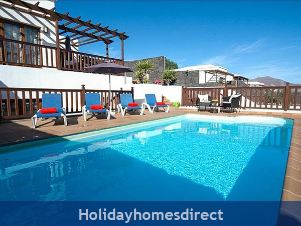 Villa Misha (202786), Playa Blanca: Image 3