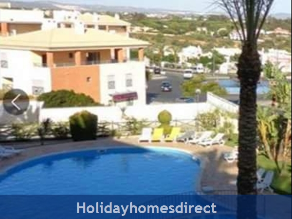 Apartamento Marie - Albufeira One bedroom apartment with shared pool