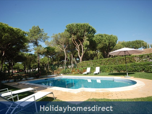 Villa Biarritz Vilamoura 4 bedroom with private pool