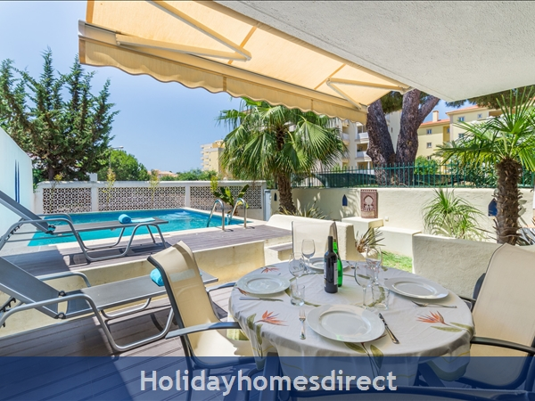 Casa Medina, Vilamoura. Stunning 2 Bedroom Townhouse With Private Pool, Portugal