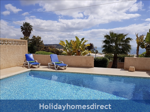 Villamar .. Detached Villa With Sea Views And Private Pool.: Image 5