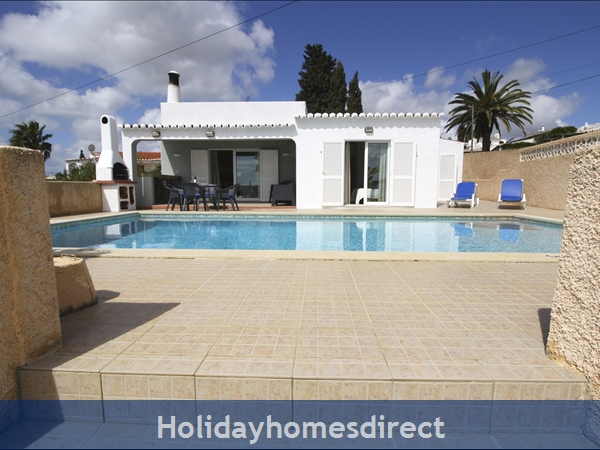 Villamar .. Detached Villa With Sea Views And Private Pool.: ILuz Parque Villa