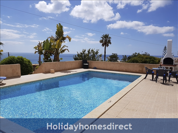 Villamar .. Detached Villa With Sea Views And Private Pool.: Image 6
