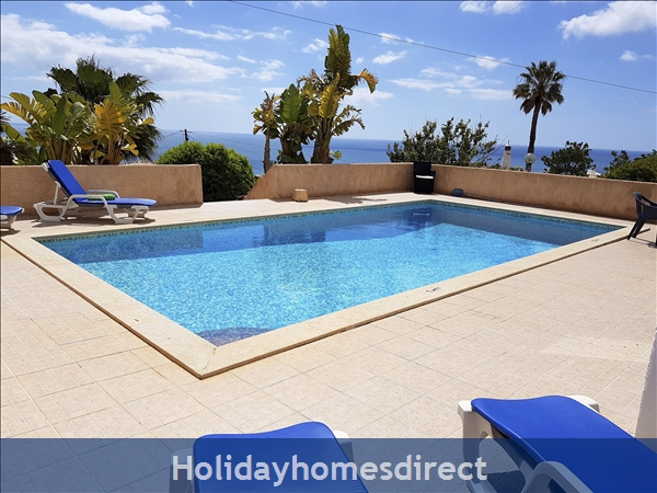 Villamar .. Detached Villa With Sea Views And Private Pool.: Image 2