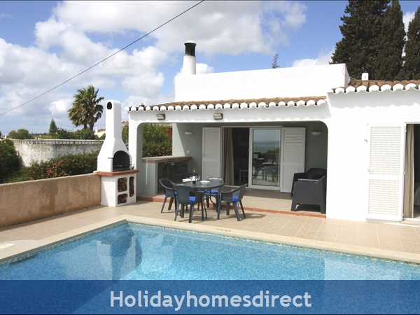 Villamar .. Detached Villa With Sea Views And Private Pool.: Image 4