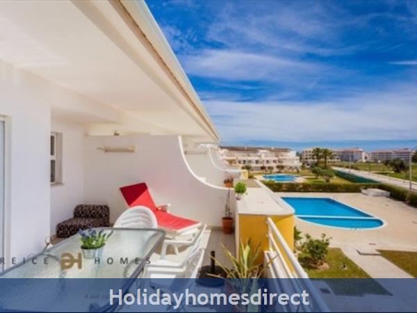 Vilamoura Near Marina & Beach (please See Property Location On Google Maps Image Above): Terrace