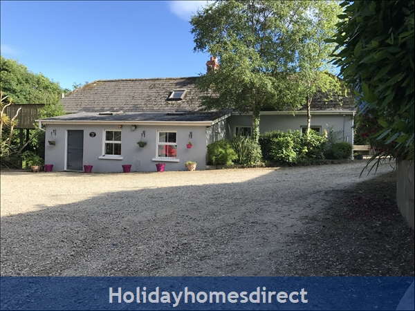 Ballyduboy House - 5 Bedroom House Close to the Beach with Private Beach Access
