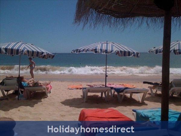 Apartments Algarve Rent Dona Ana Beach 2