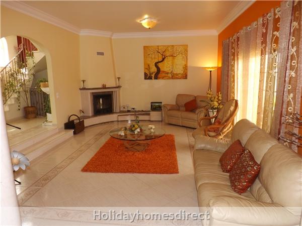 Villa Estrelamar - Vilamoura - W/4 Bedrooms, Ac, Wifi, Private Pool And Garden, Beach Nearby: Image 5