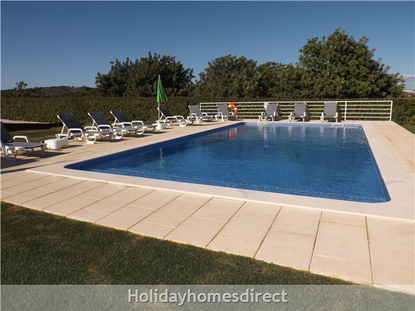 Villa Estrelamar - Vilamoura - w/4 bedrooms, AC, Wifi, private pool and garden, beach nearby