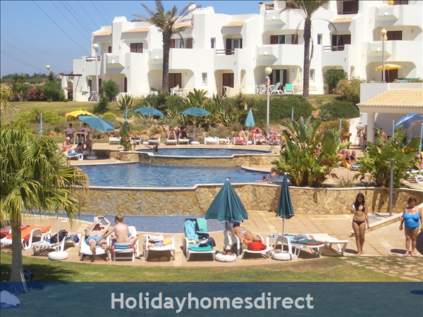 Club Albufeira Garden Village - Casa Katie / Casa Sophie: Top pool with heated section during cooler months