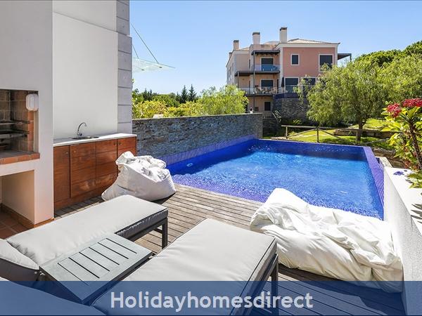4 Bedroom Villa With Private Pool, Vale Do Lobo Vdl 683c: Image 2