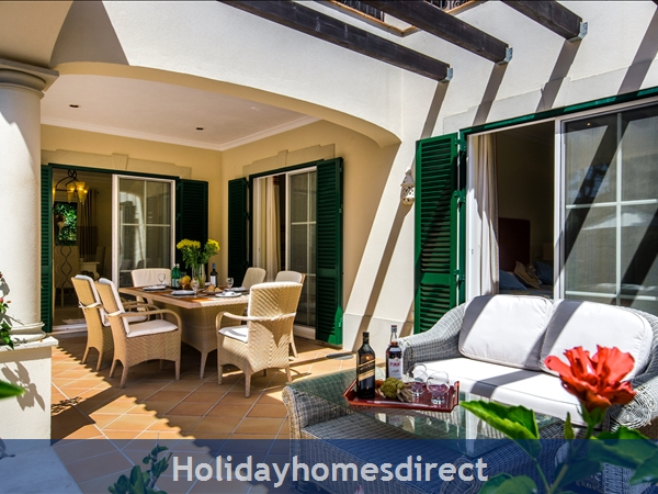 Villa Mimosa – 5 Bedroom Villa Dunas Douradas: Image 7