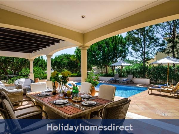 Villa Mimosa – 5 Bedroom Villa Dunas Douradas: Image 6
