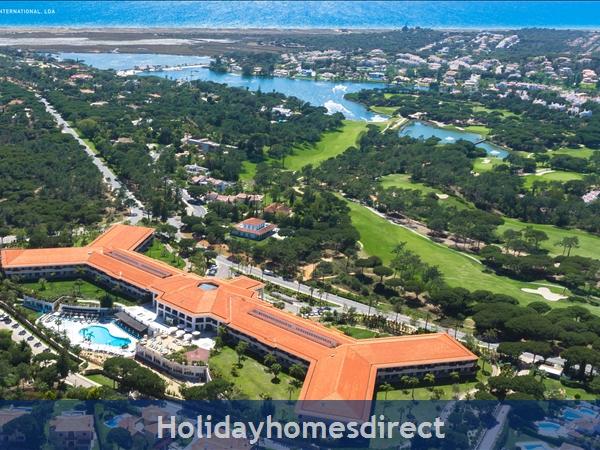 Monte Da Quinta Suites, Quinta Do Lago – 5 Star Resort, 1 And 2 Bedroom Suites: Image 6