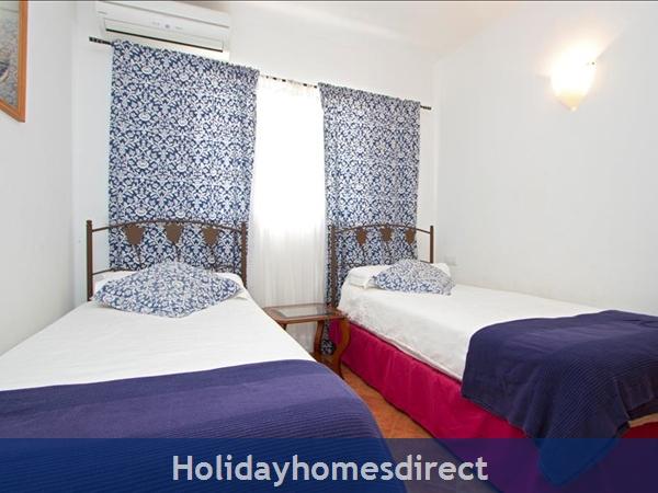 Villa Antares spare bedroom in Lanzarote