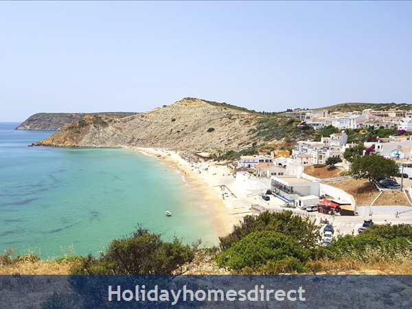 Domusiberica Apartment Fd.. In Burgau Village Walk To Everywhere Including The Beach.: Image 5