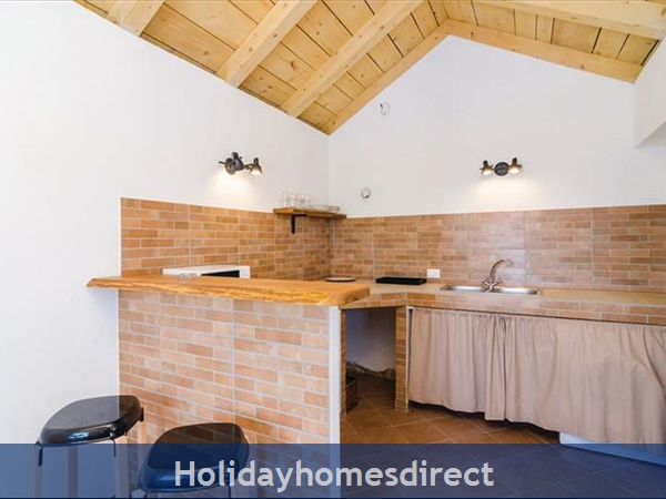 3 Bedroom Villa With Pool In Seaside Brsecine Near Dubrovnik, Sleeps 6 ( Du167): Image 10