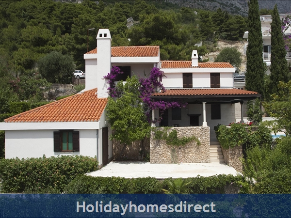 Villa Skalinada, Baska Voda – 5 bedroom villa with pool