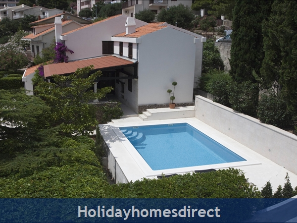 Villa Skalinada, Baska Voda – 5 Bedroom Villa With Pool: Image 2